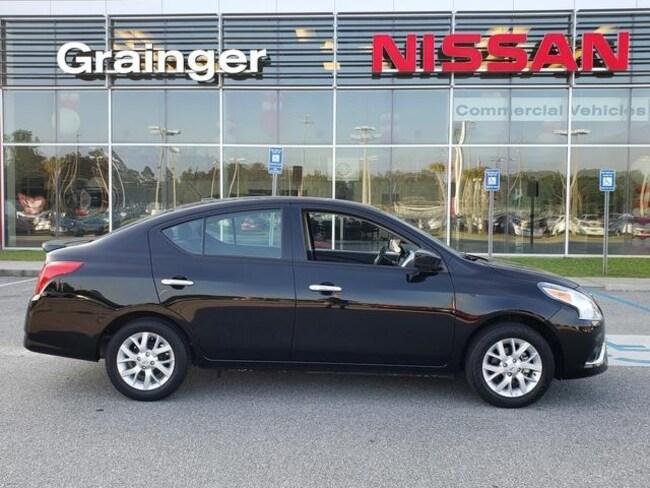 Used 2018 Nissan Versa 1.6 SV Sedan for sale in Savannah, GA