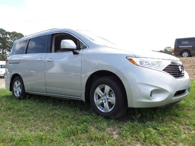 Featured new vehicles 2016 Nissan Quest SV Van Passenger Van for sale near you in Savannah, GA
