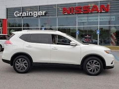 Certified pre-owned 2016 Nissan Rogue SL SUV for sale in Savannah, GA