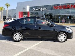 Bargain used vehicles 2017 Nissan Versa 1.6 S+ Sedan for sale near you in Savannah, GA