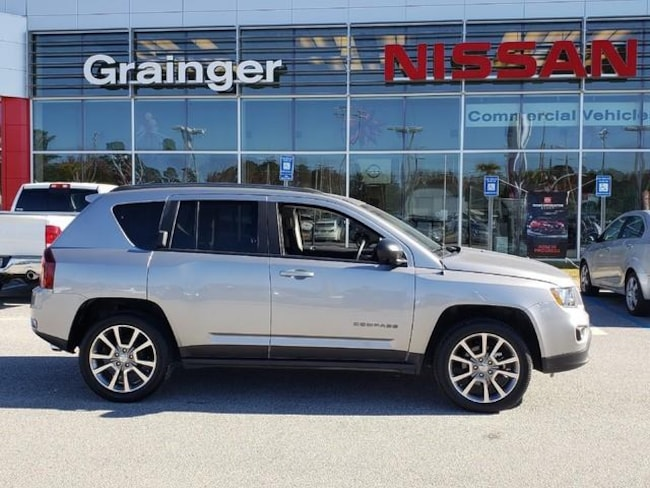 Used 2016 Jeep Compass Sport FWD SUV for sale in Savannah, GA