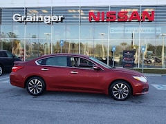Certified pre-owned 2016 Nissan Altima 2.5 SL Sedan for sale in Savannah, GA