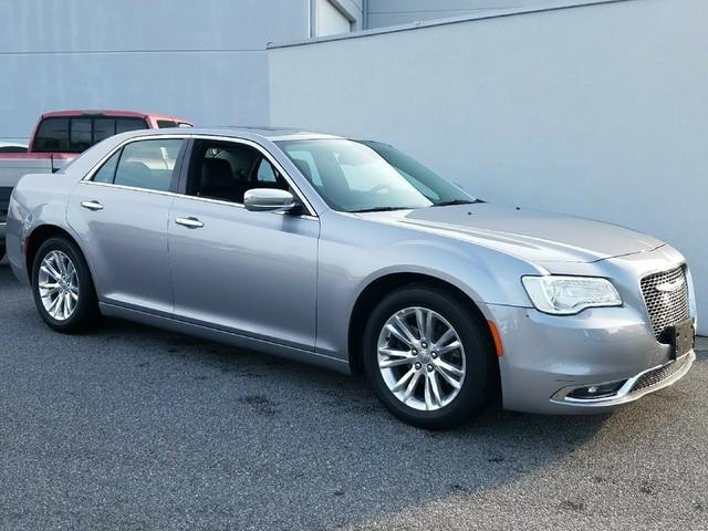 Featured pre owned vehicles 2017 Chrysler 300C Base Sedan for sale near you in Savannah, GA