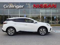 New Nissan 2019 Nissan Murano SL SUV for sale in Savannah, GA