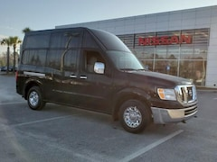 New Nissan 2019 Nissan NV Cargo NV3500 HD SL V8 Van High Roof Cargo Van for sale in Savannah, GA