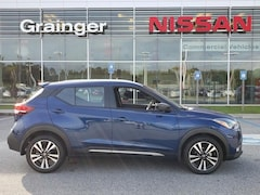 Certified pre-owned 2018 Nissan Kicks SR SUV for sale in Savannah, GA