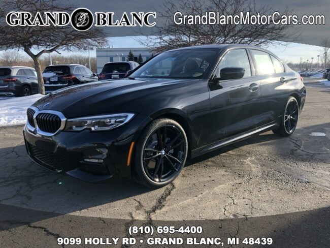 New 2019 BMW 3 Series 330i Xdrive Sedan For Sale/Lease Grand Blanc, MI