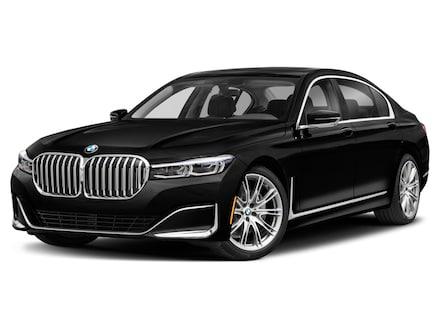 2022 BMW 740i 740i xDrive Sedan