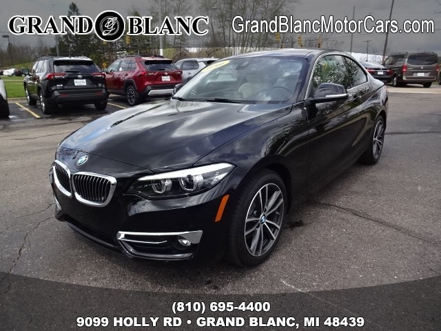 2019 BMW 2 Series 230i Xdrive Coupe