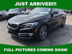 Used 2019 BMW 2 Series 230i Xdrive Coupe in Houston