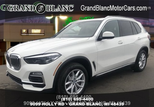 New 2019 BMW X5 Xdrive40i SUV For Sale/Lease Grand Blanc, MI