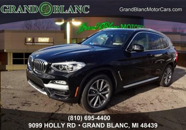 New 2019 BMW X3 Xdrive30i SUV For Sale/Lease Grand Blanc, MI