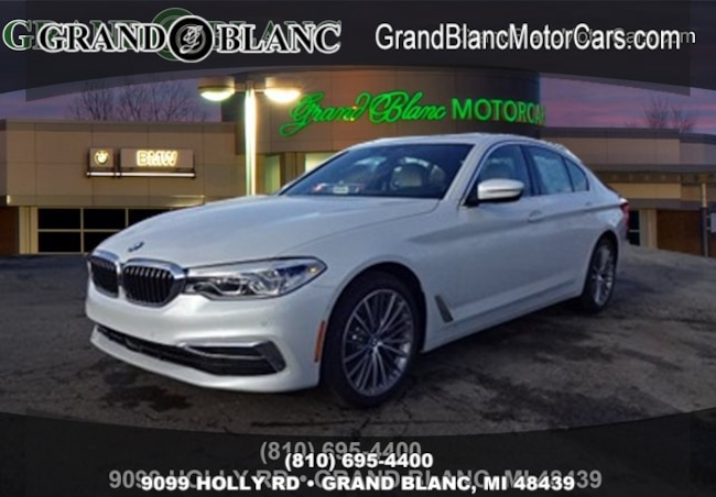New 2019 BMW 5 Series 540i Xdrive Sedan For Sale/Lease Grand Blanc, MI