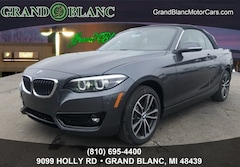 2019 BMW 2 Series 230i Xdrive Convertible for sale near you in Grand Blanc, MI