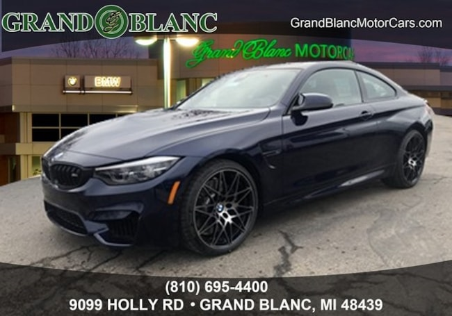 New 2019 BMW M4 Base Coupe For Sale/Lease Grand Blanc, MI