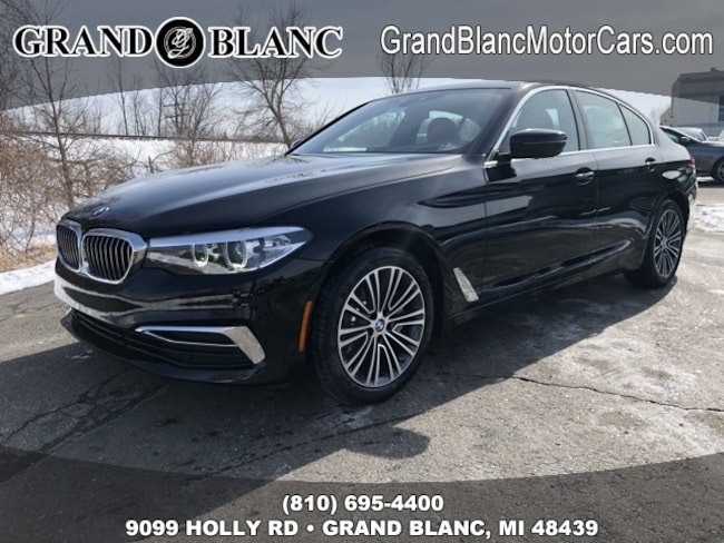 New 2019 BMW 5 Series 530i Xdrive Sedan For Sale/Lease Grand Blanc, MI