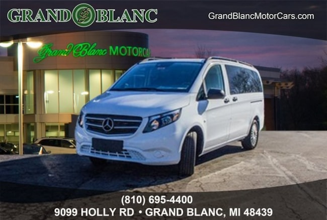 New 2018 Mercedes-Benz Metris Passenger Van For Sale/Lease Grand Blanc, MI