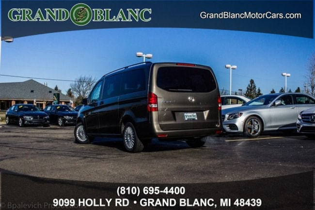 New 2018 mercedes benz metris for sale lease grand blanc for Mercedes benz lease michigan