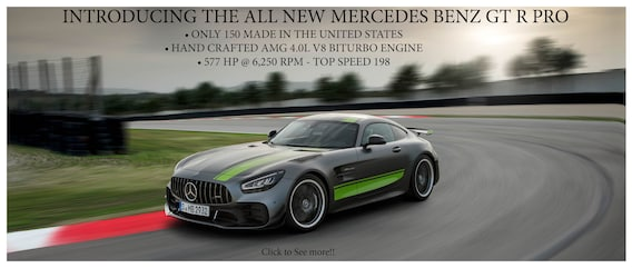The All New Mercedes-Benz GT R PRO   Grand Blanc Motorcars