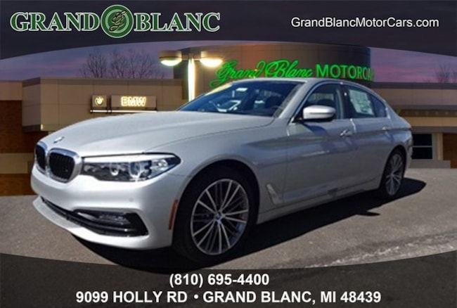 Certified Pre Owned 2018 BMW 5 Series 530i Xdrive Sedan For Sale Grand Blanc, MI