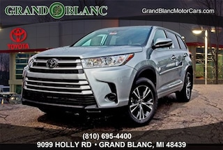 New 2018 Toyota Highlander LE SUV for sale Philadelphia