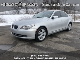 2010 BMW 5 Series 528i Xdrive Sedan