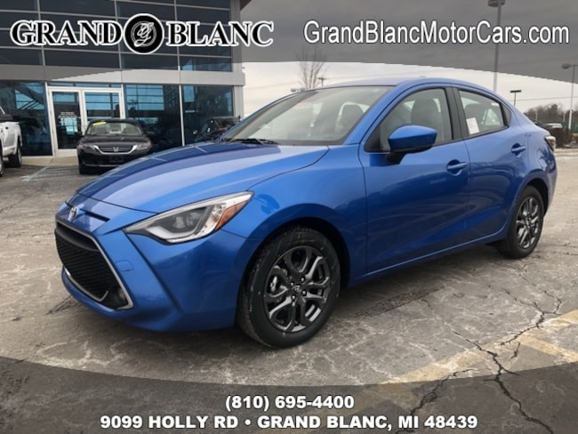 New 2019 Toyota Yaris XLE Sedan For Sale/Lease Grand Blanc, MI