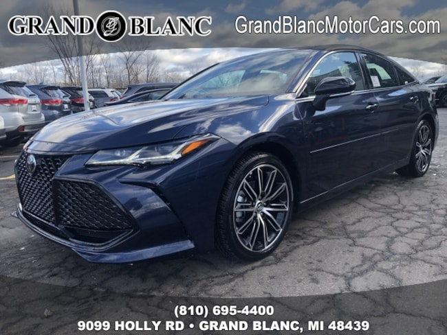 New 2019 Toyota Avalon Touring Sedan For Sale/Lease Grand Blanc, MI
