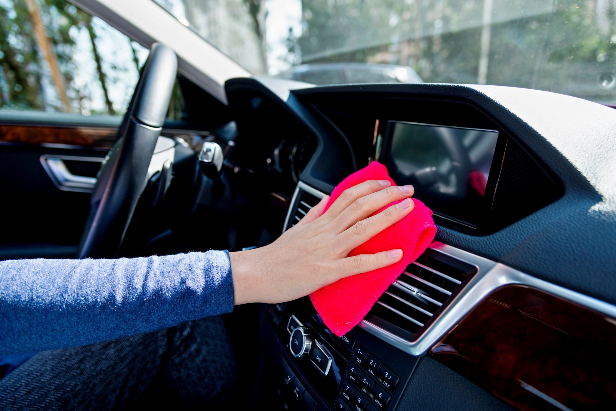 How to Disinfect Your Truck | San Antonio, TX