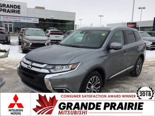 2018 Mitsubishi Outlander GT S - Sunroof -  Leather Seats SUV