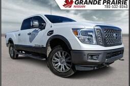 2017 Nissan Titan XD Platinum Reserve Truck Crew Cab