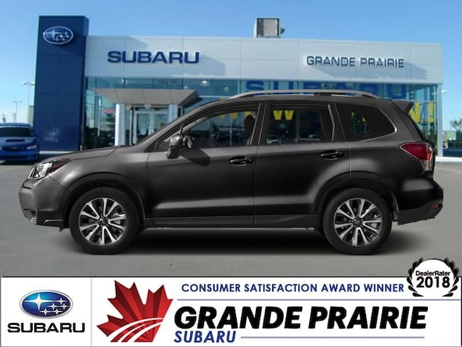 2018 Subaru Forester Touring 2.0XT Touring CVT w/EyeSight Pkg
