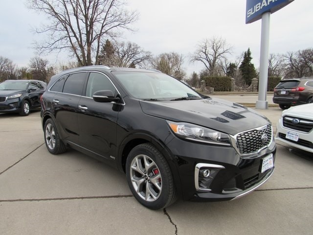 Featured new Kia vehicles 2019 Kia Sorento 3.3L SX SUV for sale near you in Grand Forks, ND