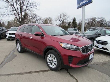 Featured new Kia vehicles 2019 Kia Sorento 3.3L LX SUV for sale near you in Grand Forks, ND