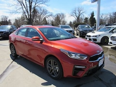 New 2019 Kia Forte EX Sedan for sale near Fargo