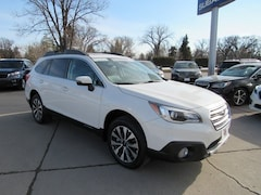Certified 2017 Subaru Outback 2.5i Limited SUV for sale in Grand Forks, ND