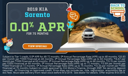 2019 KIA Sorento