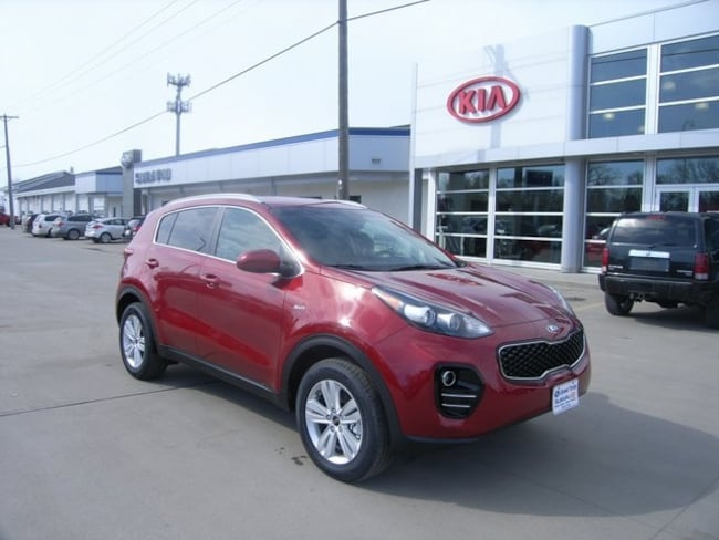 New 2018 Kia Sportage LX SUV for sale in Grand Forks, ND