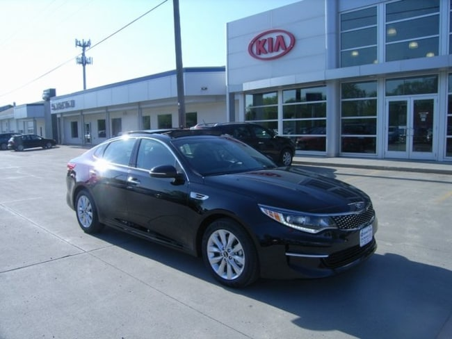 New 2018 Kia Optima EX Sedan for sale in Grand Forks, ND