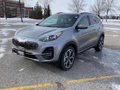 New 2021 Kia Sportage SX Turbo SUV for sale near Fargo