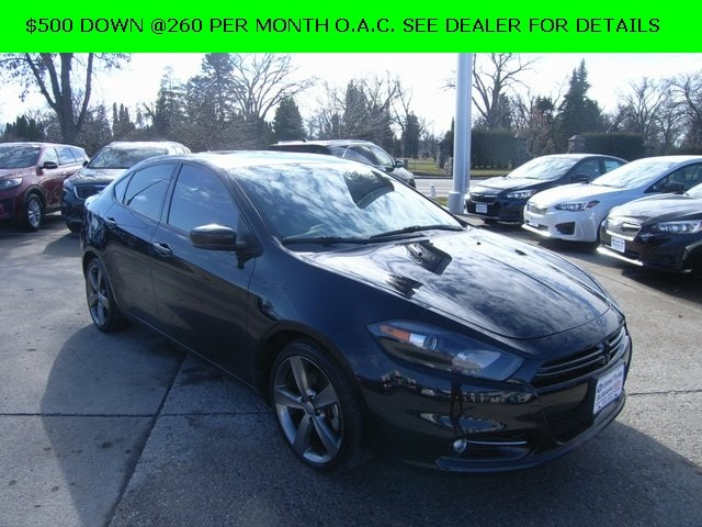 Featured used cars, trucks, and SUVs 2014 Dodge Dart Limited/GT Sedan for sale near you in Grand Forks, ND