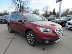 Used 2017 Subaru Outback 2.5i Limited SUV 4S4BSANC9H3417120 in Grand Forks