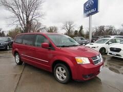 Used 2008 Dodge Grand Caravan SXT Minivan/Van under $10,000 for Sale in Grand Forks