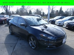 Used 2014 Dodge Dart Limited/GT Sedan 1C3CDFEB3ED672959 in Grand Forks