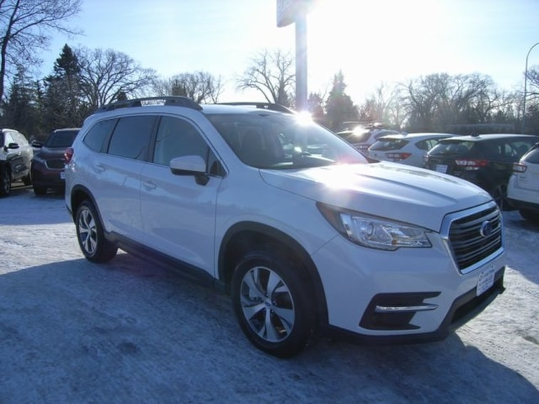 New 2019 Subaru Ascent Premium 8-Passenger SUV in Grand Forks