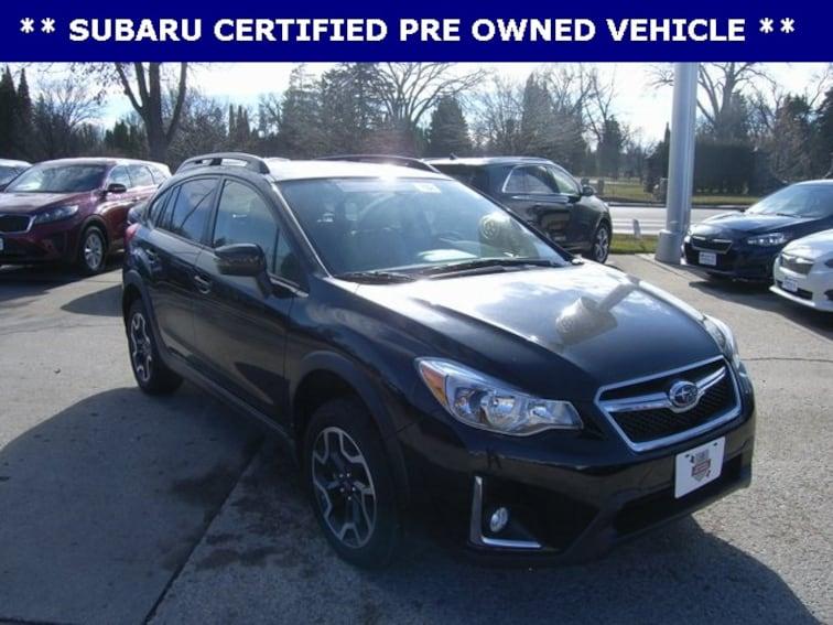 Certified Used 2017 Subaru Crosstrek 2.0i Limited SUV in Grand Forks