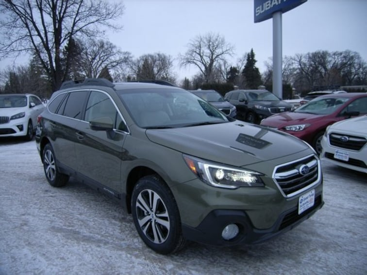 New 2019 Subaru Outback 2.5i Limited SUV in Grand Forks