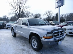 Used 2002 Dodge Dakota SLT Truck 1B7HG48N82S678203 in Grand Forks