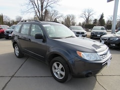Used 2012 Subaru Forester 2.5X SUV JF2SHBBC7CH451051 in Grand Forks