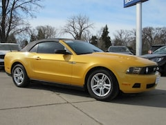 Used 2012 Ford Mustang V6 Convertible under $10,000 for Sale in Grand Forks